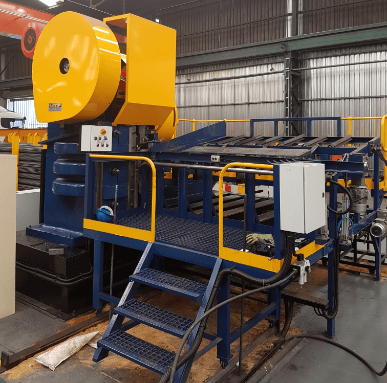 Automated Highspeed Thread Rolling Machines